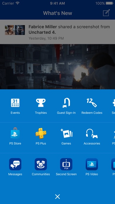 download PlayStation App apps 4