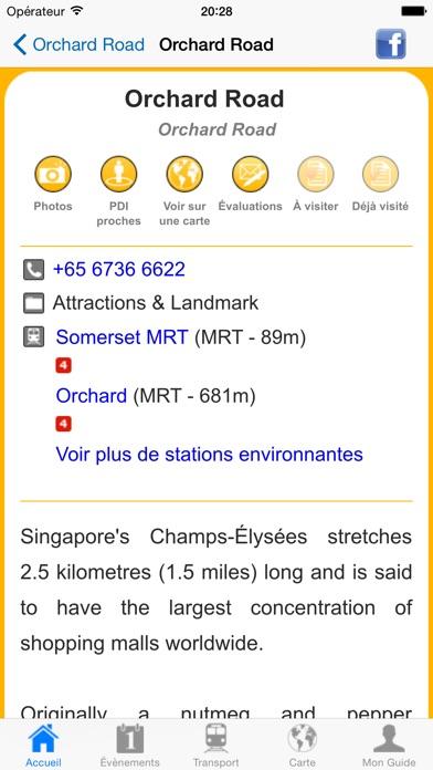Singapour: Guide de voyageCapture d'écran de 5