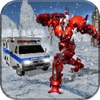 救急ロボットの3D変形