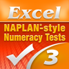 Excel NAPLAN*-style Year 3 Numeracy Tests