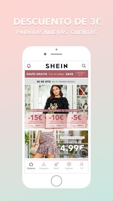 download SHEIN - De moda Shopping apps 0