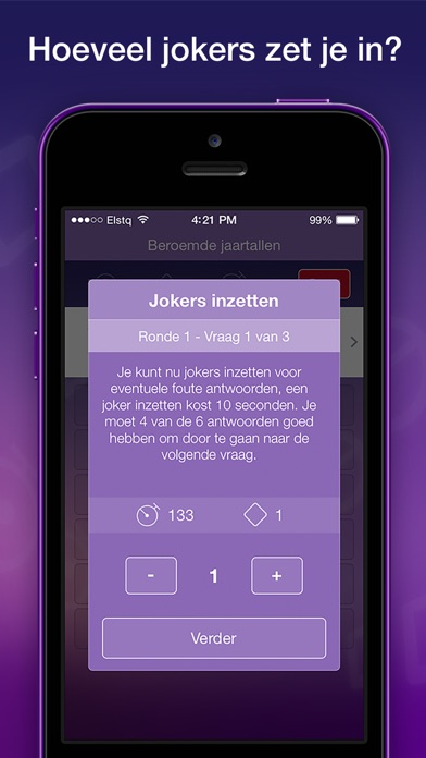 Download Per Seconde Wijzer App