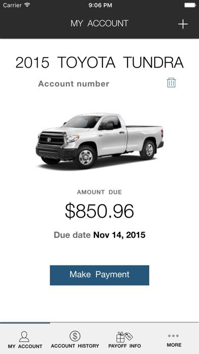 paiement financier Lexus