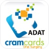ADAT Oral Surgery Cram Cards
