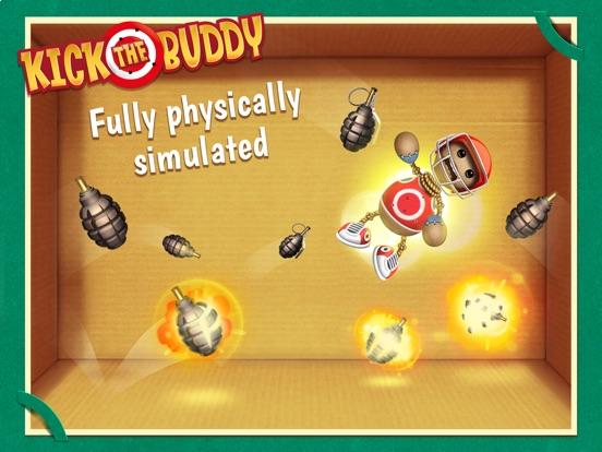 Kick the Buddy Скриншоты8