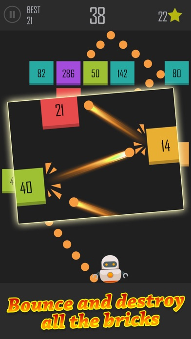 Ball Shooter - Flappy Bounce Скриншоты4