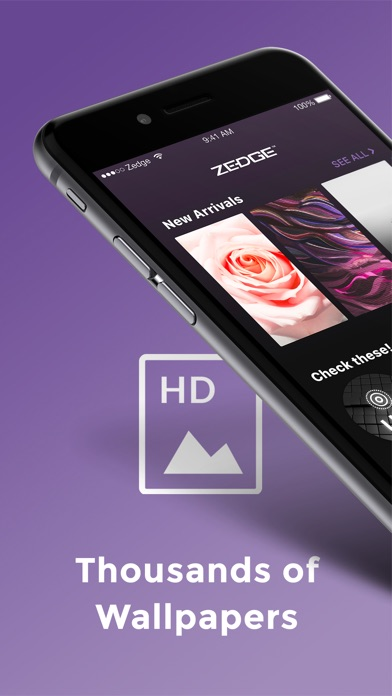 Zedge APK 5387 - Free Personalization App for Android