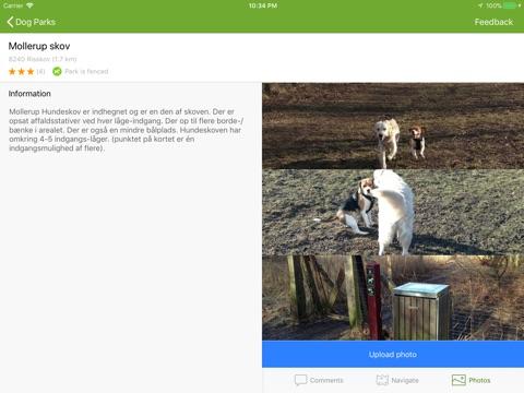 Hundeskove i Danmark screenshot 2