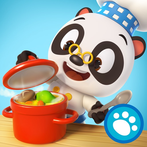 Dr. Panda Restaurant 3 app for ipad