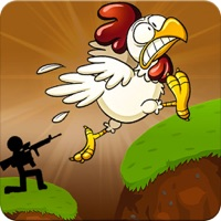 Chicken Shooting Space Invader