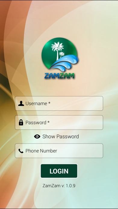 ZamZam Dialer screenshot 2
