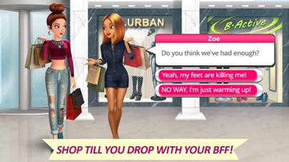 download It Girl - Celebrity Story apps 3