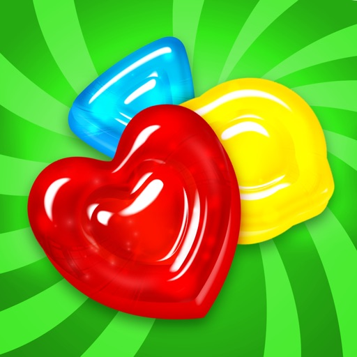 Gummy Drop! - Abbina e Viaggia