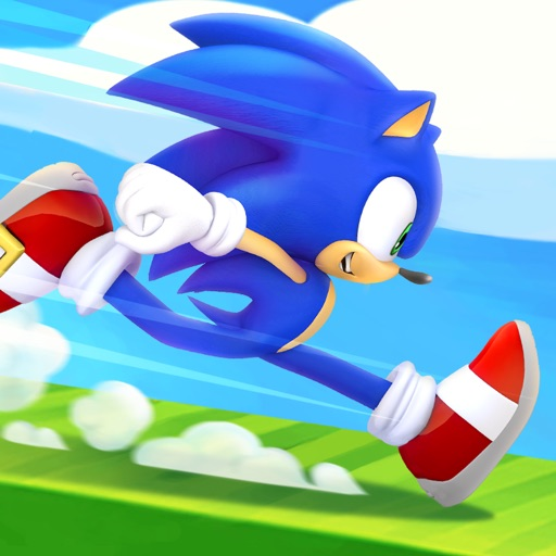 Sonic Runners Adventure app for iphone