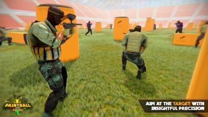 download Paintball Arena Challenge apps 0