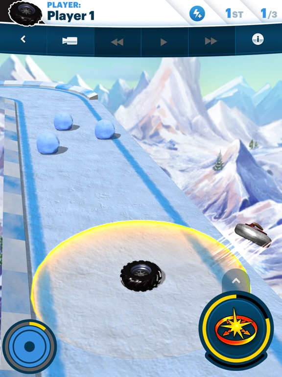 Screenshot 4 Disc Drivin