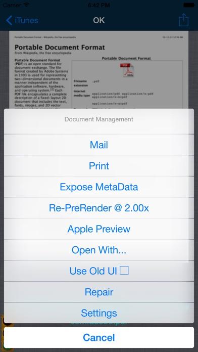 PDF Viewer is Fast Screenshots