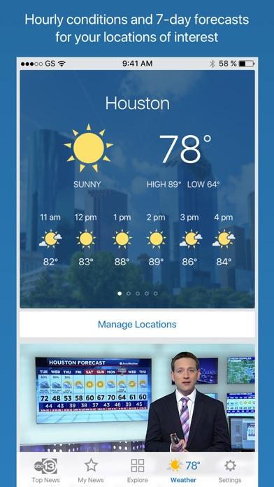 Abc13 Houston review screenshots