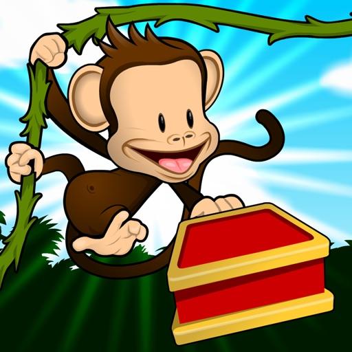 Monkey Preschool Lunchbox image