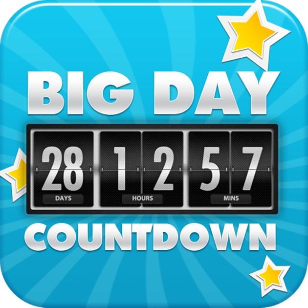 Countdown Clock App Iphone