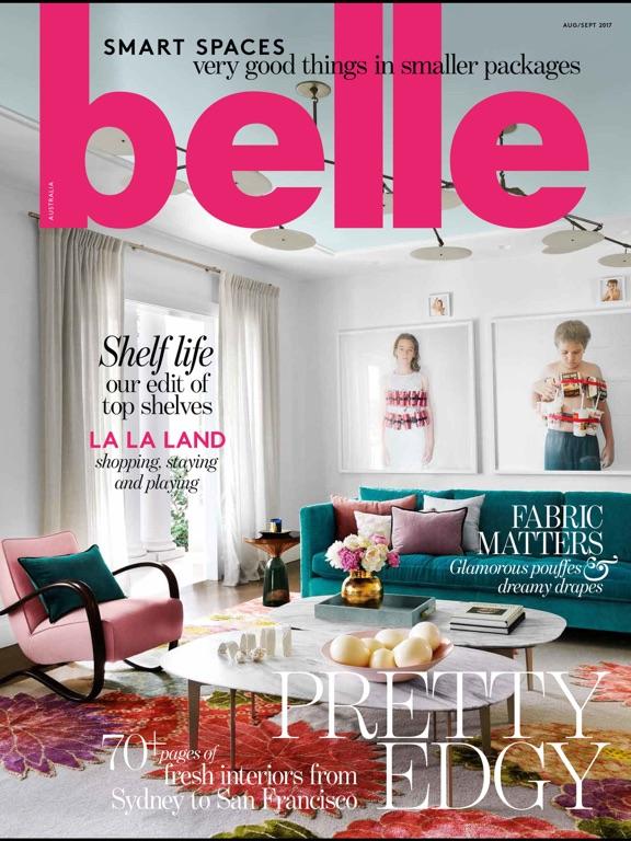 Belle Magazine Australia On The App Store