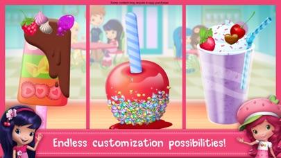 Strawberry Shortcake Sweets review screenshots