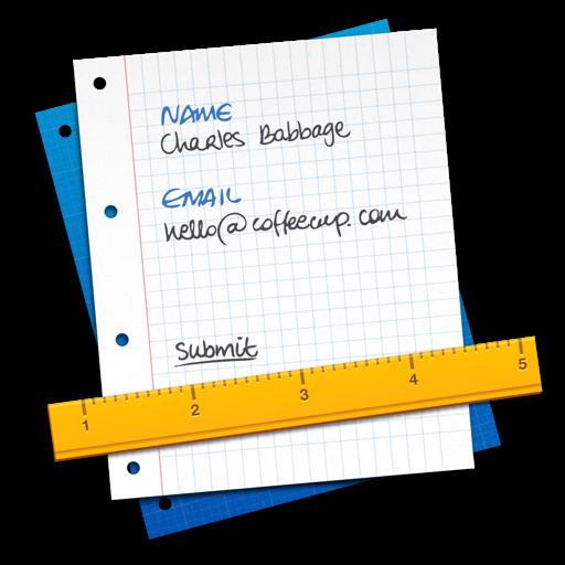 网页表单制作工具  Web Form Builder