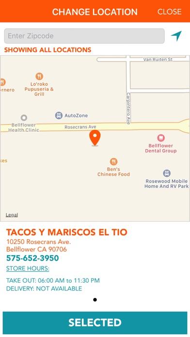 Tacos Y Mariscos El Tio On The App Store