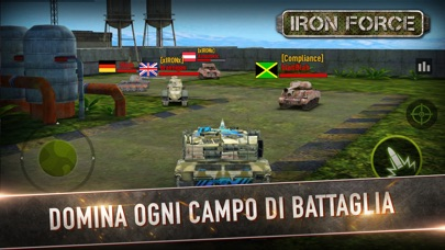 Screenshot of Iron Force3