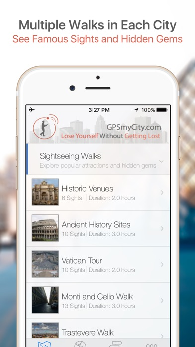 download Chicago Map and Walks apps 3