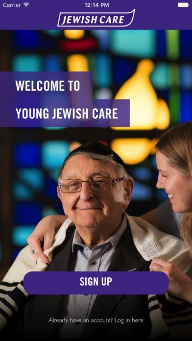 Young Jewish Care screenshot 1