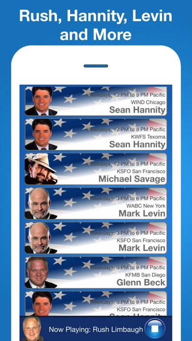 Conservative Talk Radio Prime review screenshots