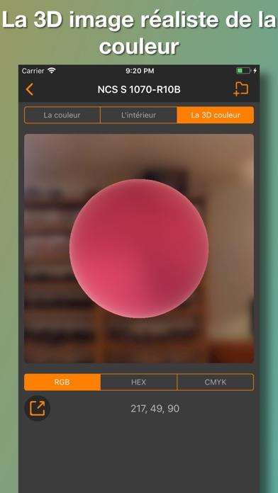 Ncs La Palette De Couleurs Dans L App Store