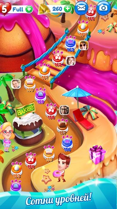 Crazy Cake Swap Screenshot