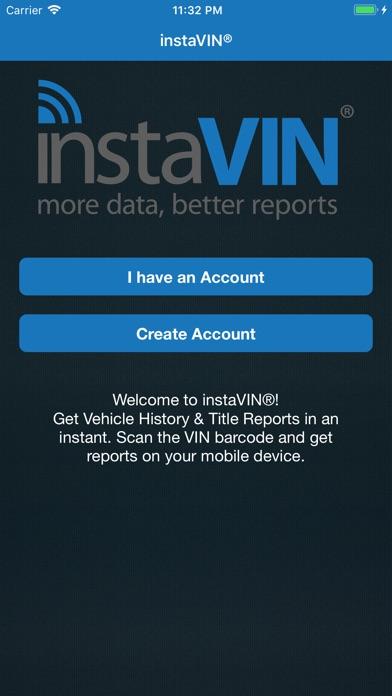 instaVIN® Screenshots