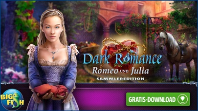 Screenshot 5 Dark Romance: Romeo und Julia - Wimmelbild