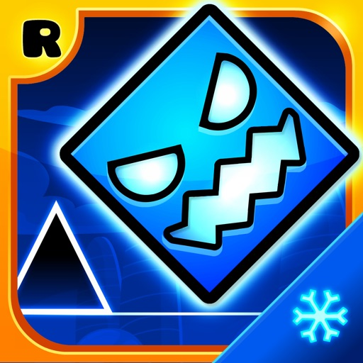 Download Geometry Dash SubZero free for iPhone, iPod and iPad
