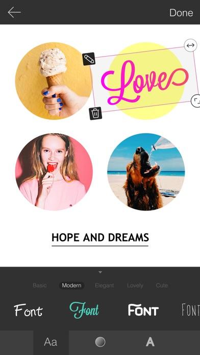 download Mixoo-Foto Collage de Imágenes apps 2