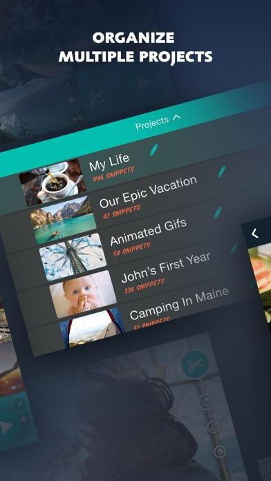 1 Second Everyday: Video Diary 앱스토어 스크린샷