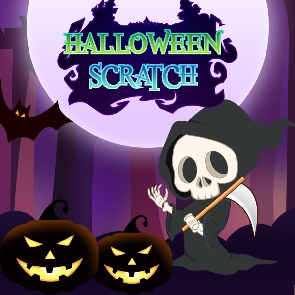 full description about scratch game halloween night software