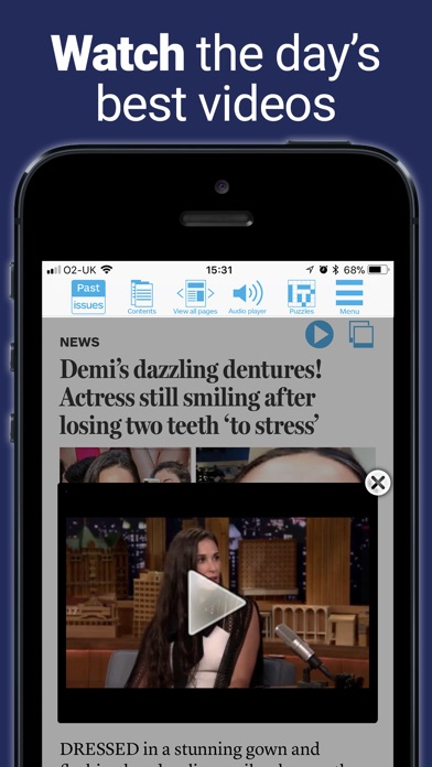 Mail Plus Daily Mail And The Mail On Sunday review screenshots