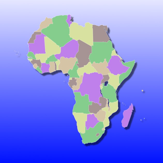 Africa geography quiz on the app store sciox Images