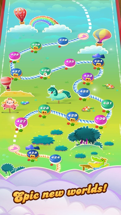 download Candy Crush Saga apps 1