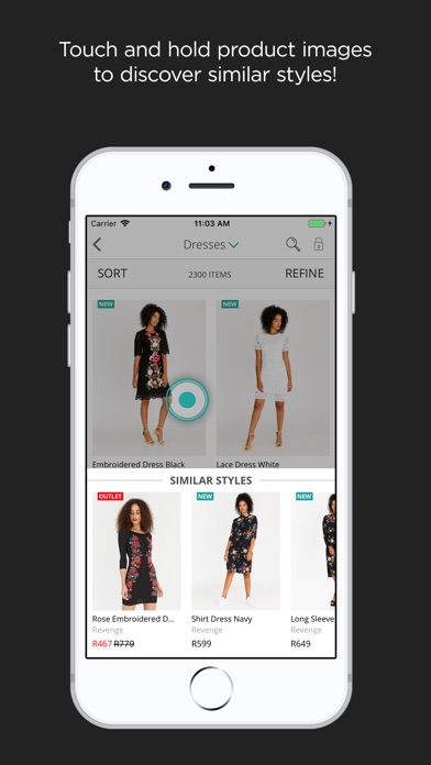 download Spree online fashion shopping apps 1