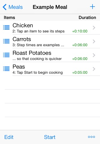 Easy Cooking Timer screenshot 4
