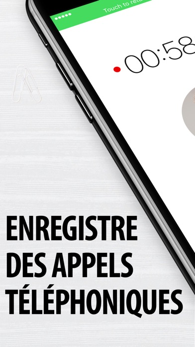 download Enregistrement des appels. apps 3