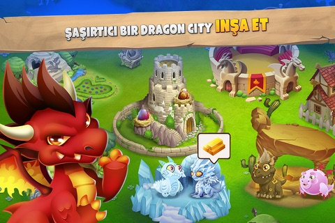 Dragon City Mobile screenshot 4