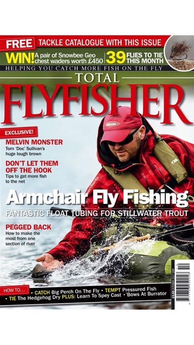 Total Flyfisher review screenshots
