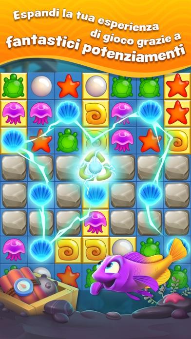 Screenshot of Fishdom3