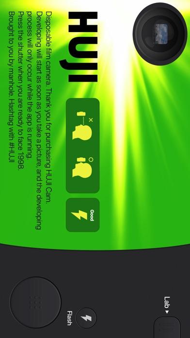 Huji Cam screenshot1